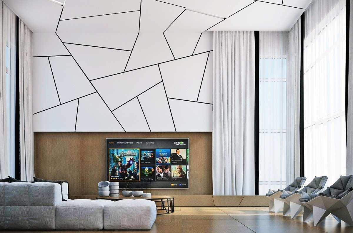 Decor for Living Room Wall Fresh Wall Texture Designs for the Living ...