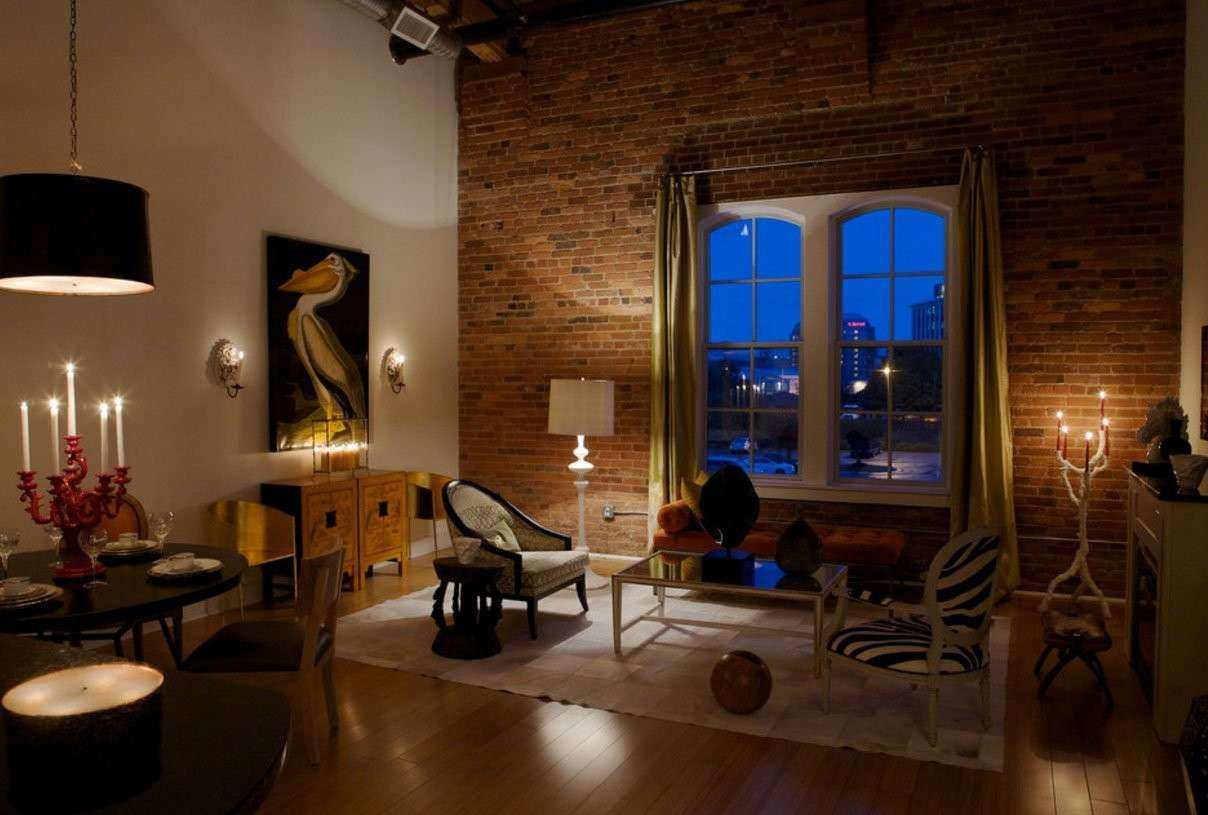 29 Eposed Brick Wall Ideas For Living Rooms Decor