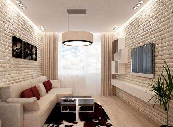 Decorating Ideas For Narrow Living Rooms