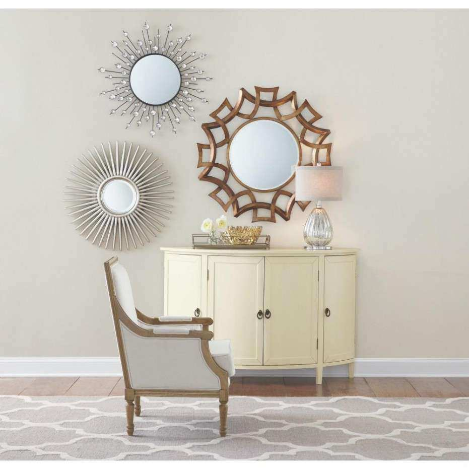 Decorating A Wall with Mirrors In Frames Fresh Decorating A Wall ...