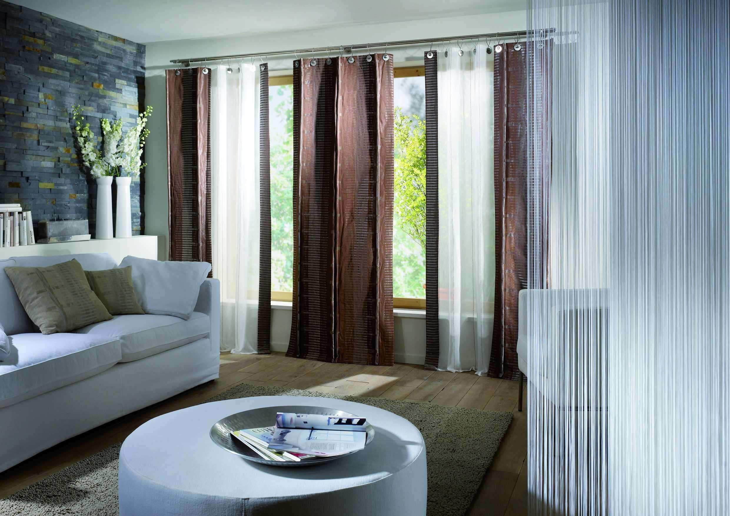 Living Room Curtain Ideas to Perfect Living Room Interior