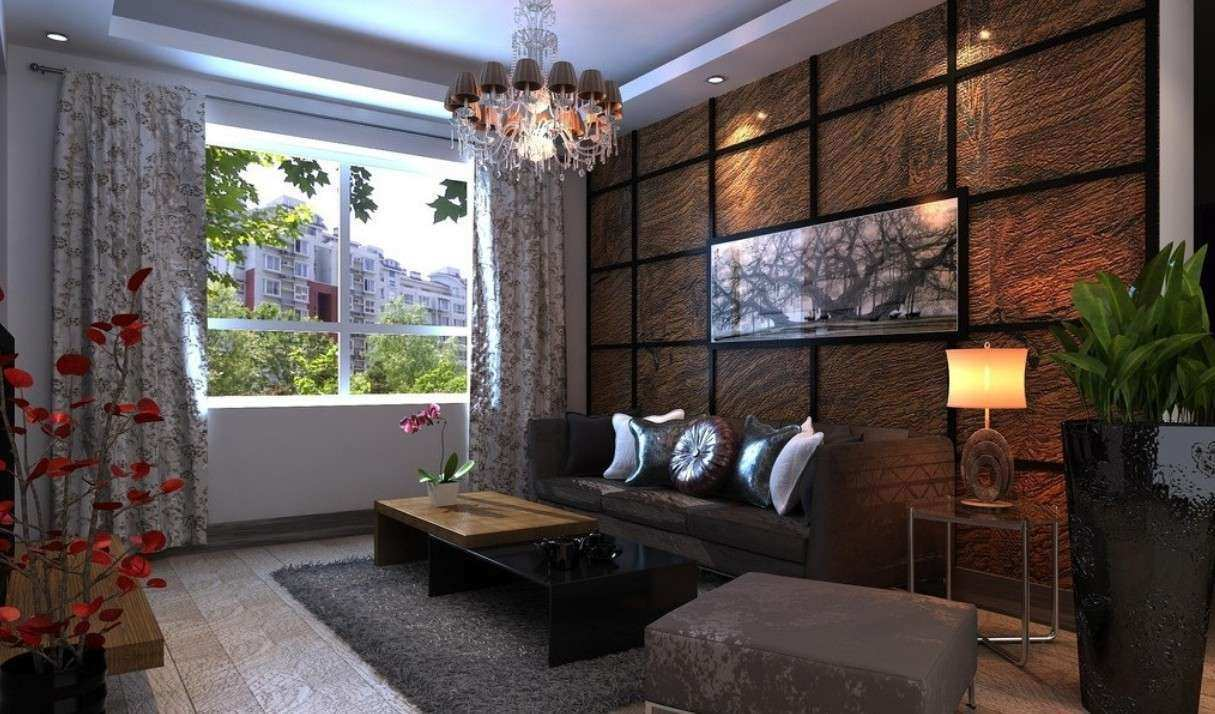 Decorating Living Room Wall Lovely Decoration Artistic Wall Art ...