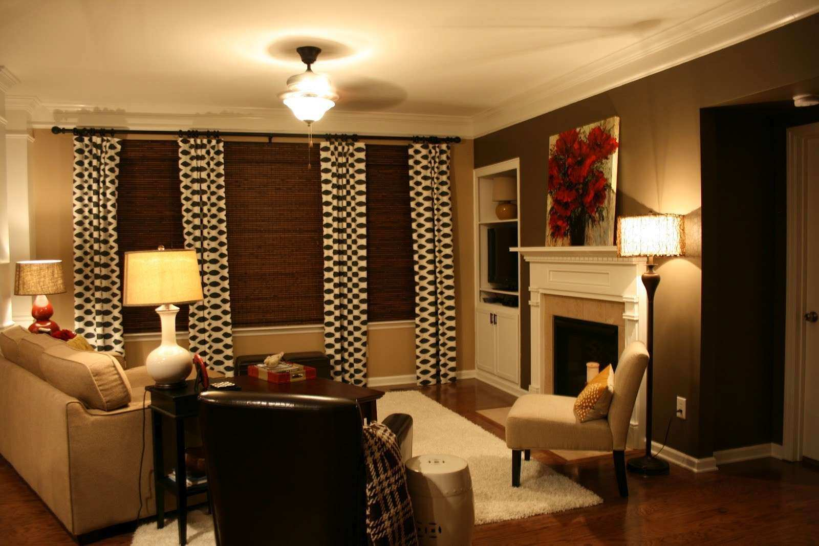 Painting Accent Walls In Living Room Easy Home