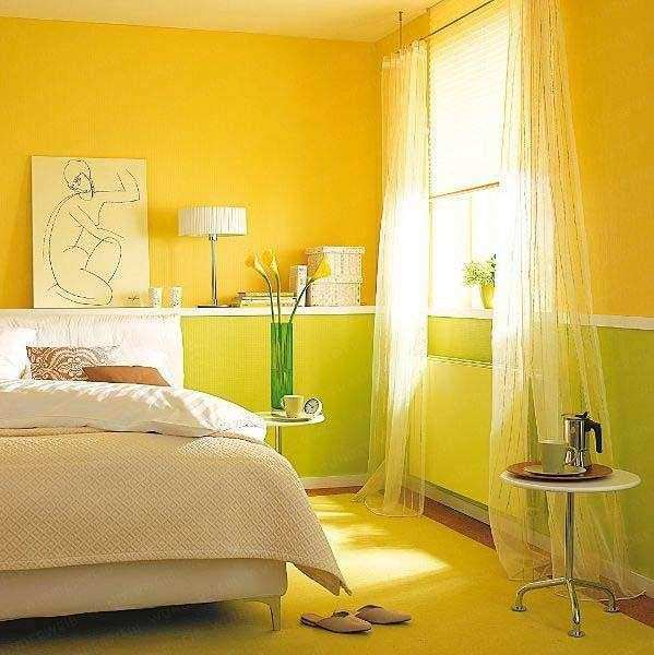 Decorating with Yellow Walls Living Room Best Of 25 Dazzling ...