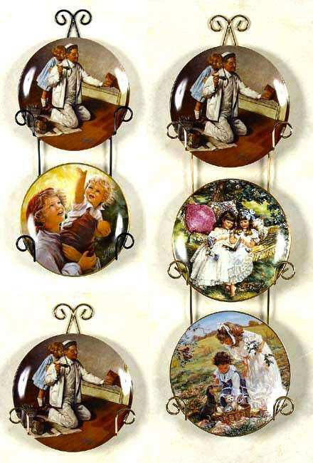 Wall Decor Good Look Wall Hangers for Decorative Plates
