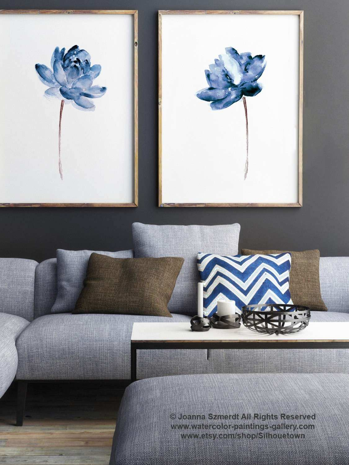 Luxury Decorative Wall Art for Living Room | Wall Art Ideas