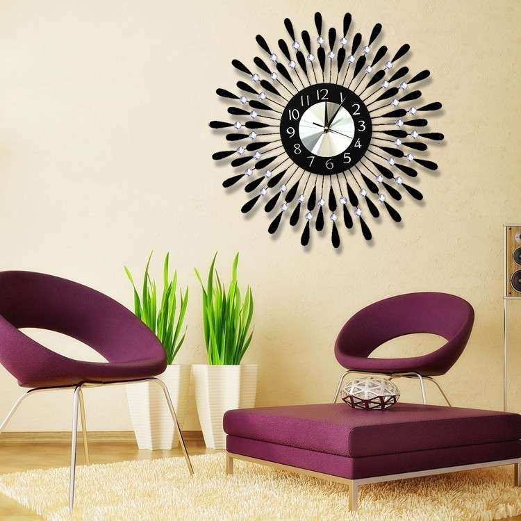 Decorative Wall Clocks For Living Room Unique 97 Nice Living Room Wall  Clocks 20 Amazing Wall