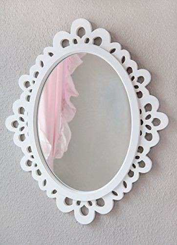 Oval Wall Mirror Highly Decorative Wall Accessories