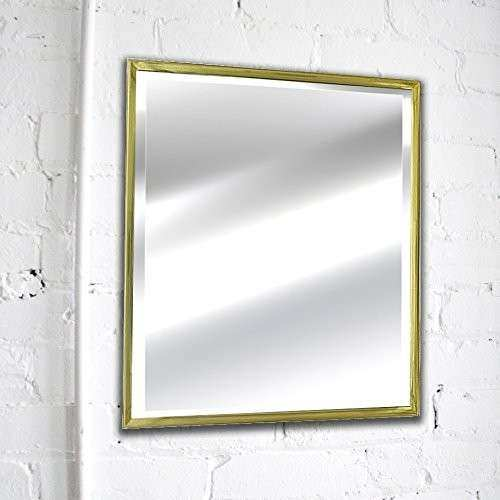 Decorative Wall Mirror Framed Wall Mounted Beveled