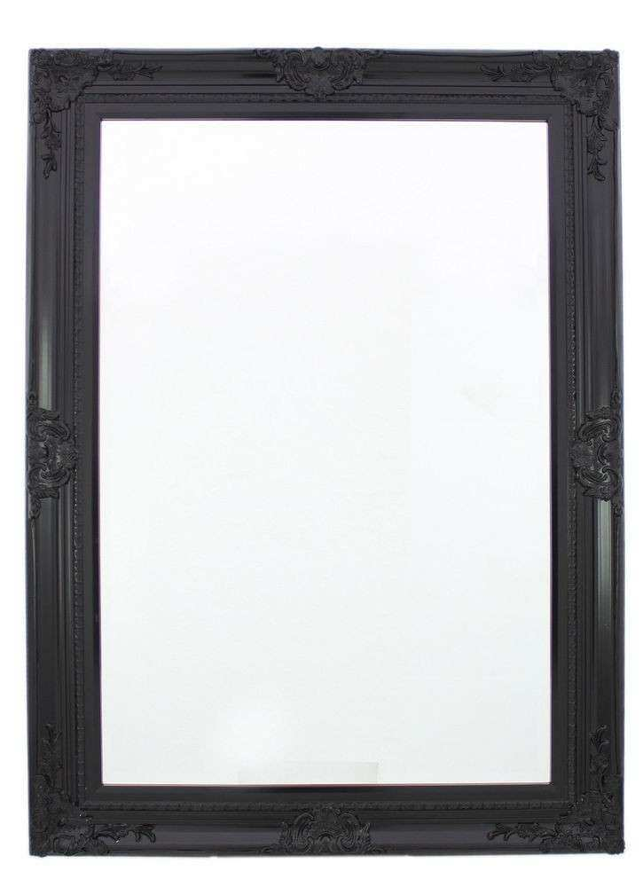 Mirrors Wall Mirror Antique Vintage Style Frame