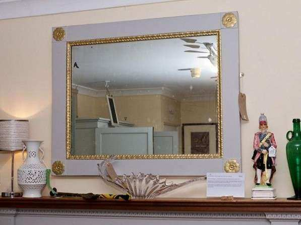 Decorative Wall Mirrors For Living Room Smileydot