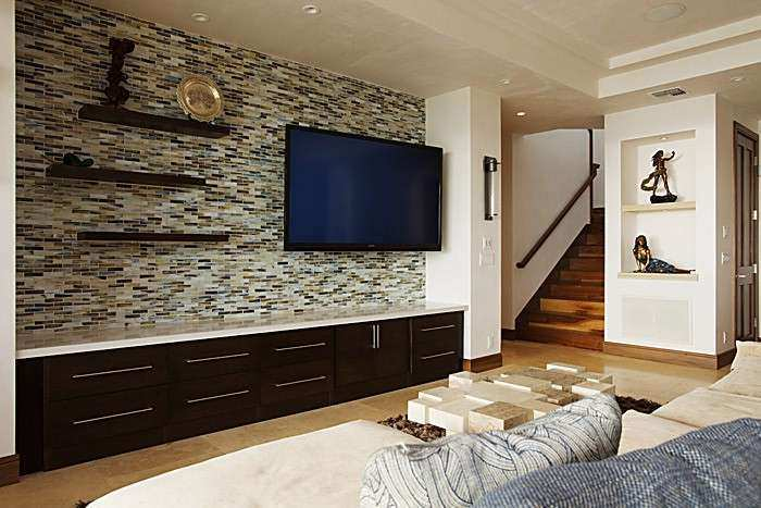 Decorative Wall Tiles For Living Room Kitchen Living Room Wall