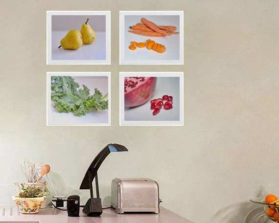 Dining Room Wall Prints Lovely Food Wall Decor Set Of Kitchen Art Prints