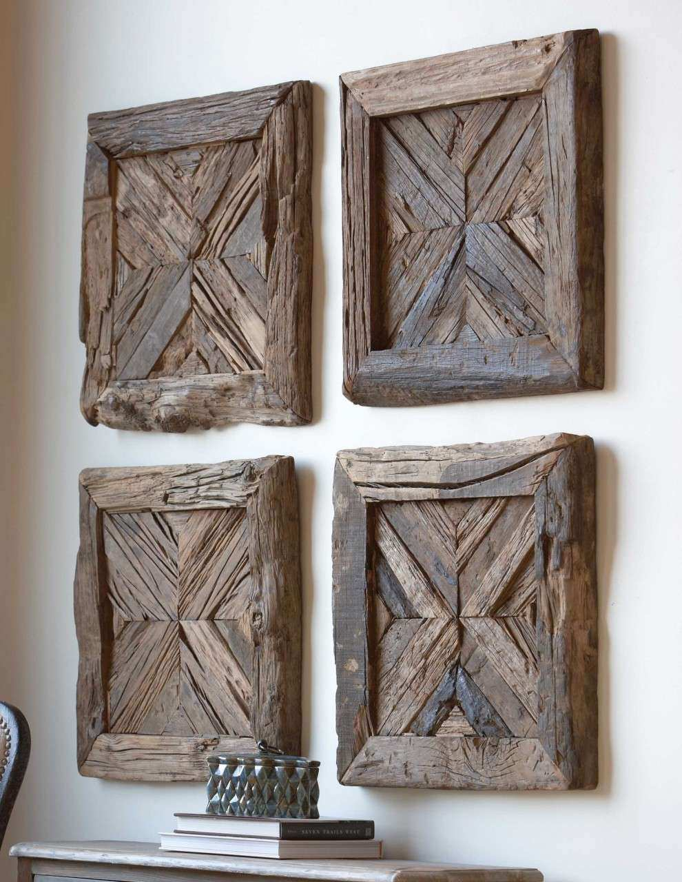 Great Examples of Rustic Wall Art