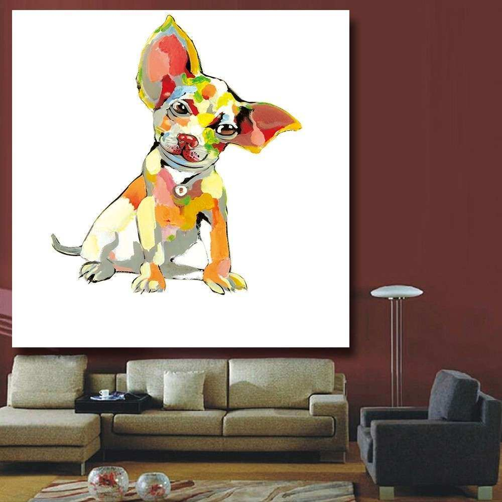 15 Best Abstract Dog Wall Art