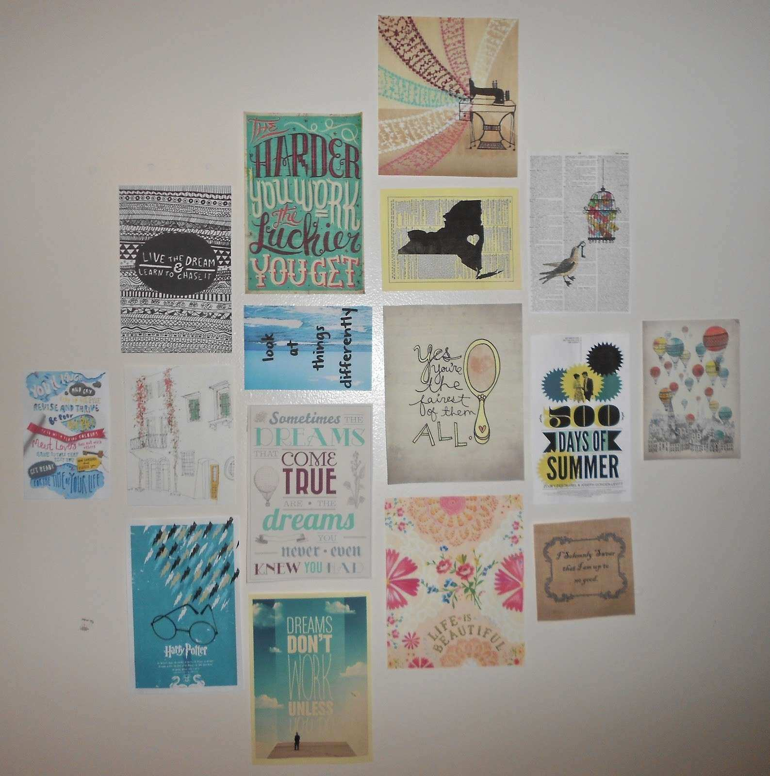 Diy Dorm Wall Decor The Home Design Dorm Wall Décor