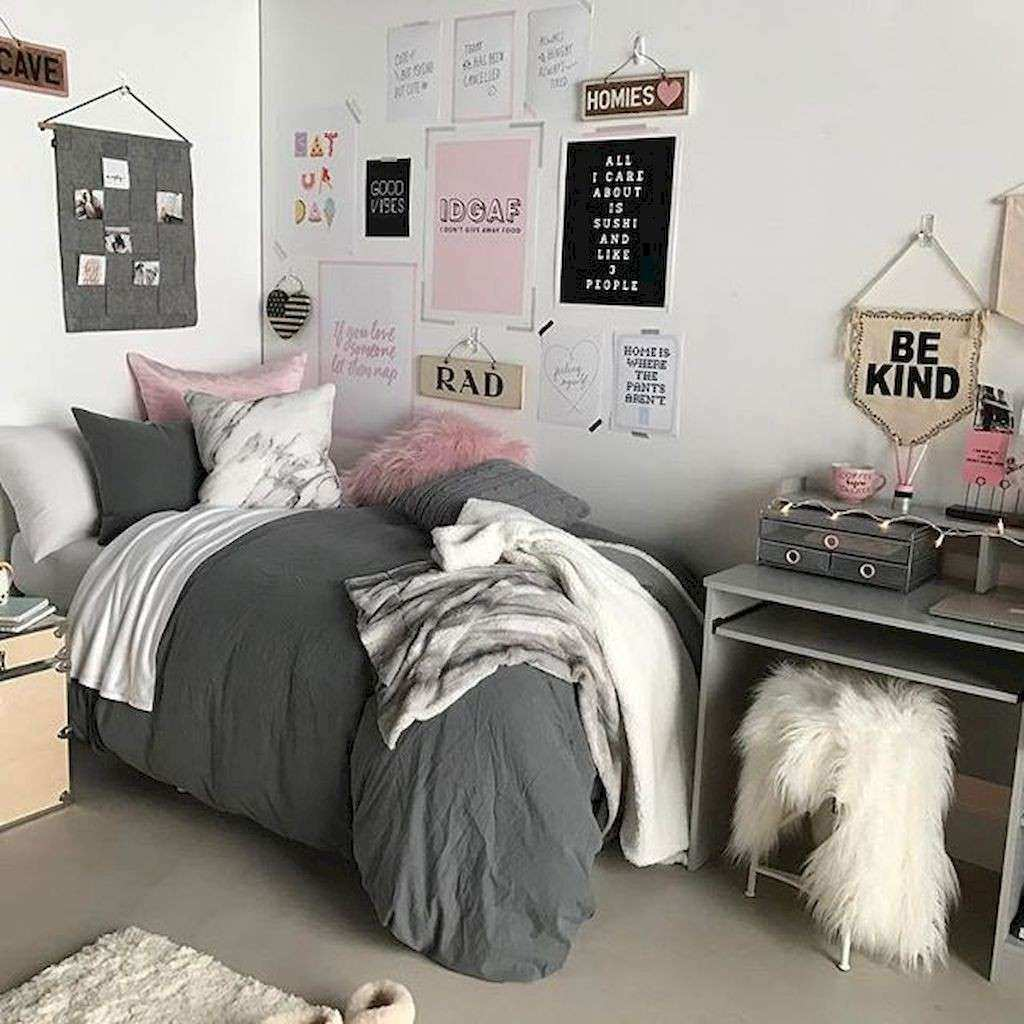 Cute diy dorm room decorating ideas on a bud 15
