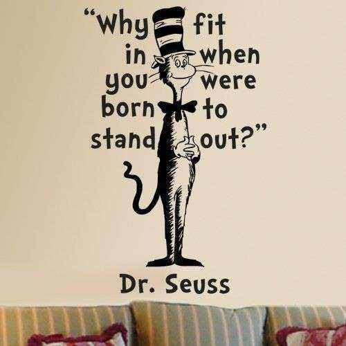 Dr Seuss Wall Art Quotes Lovely 38 Best Dr Seuss Wall Decals Images On  Pinterest