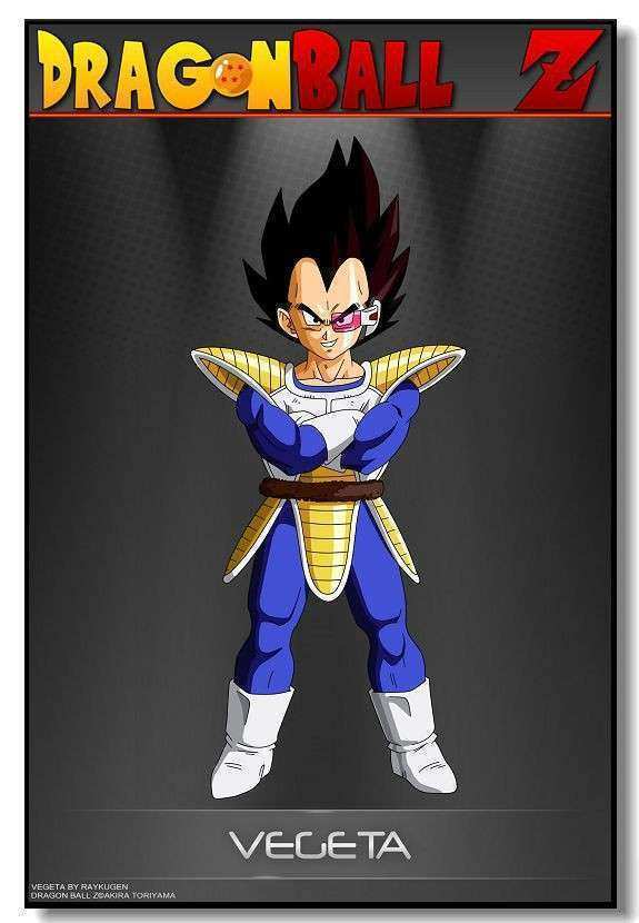 Custom Canvas Wallpaper Dragon Ball Poster Dragon Ball Z
