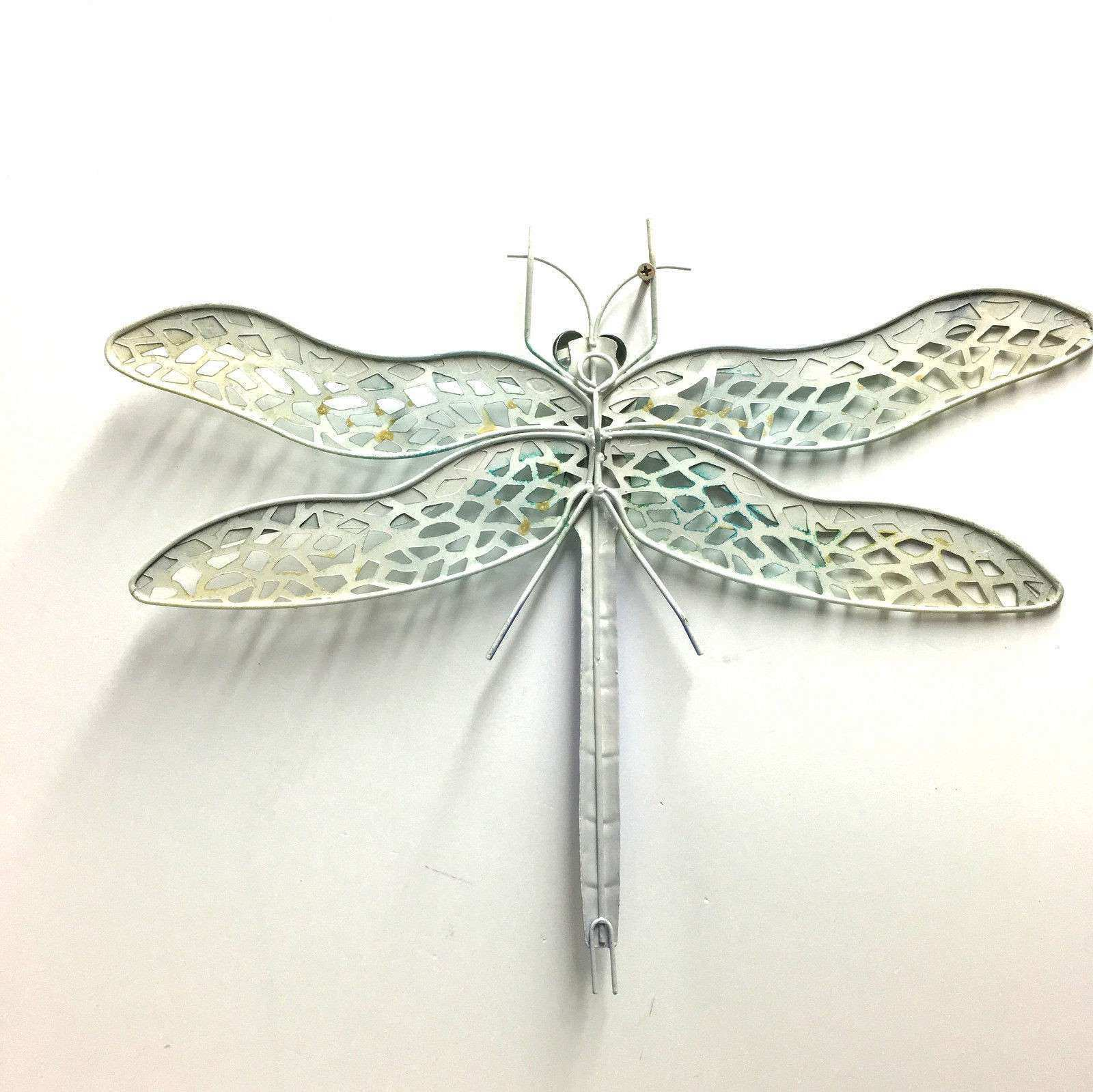 Dragonflies Wall Decor Best Of Dragonfly Metal Wall Art 44cm