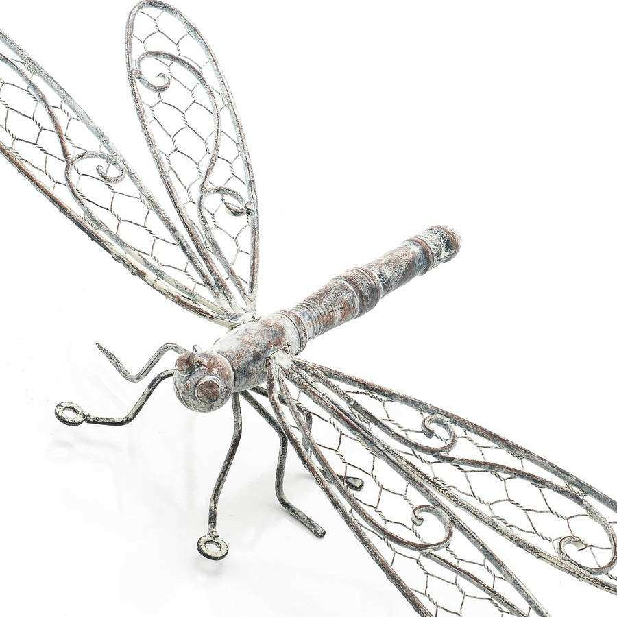 butterfly dragonfly or bee wall decor by the new eden