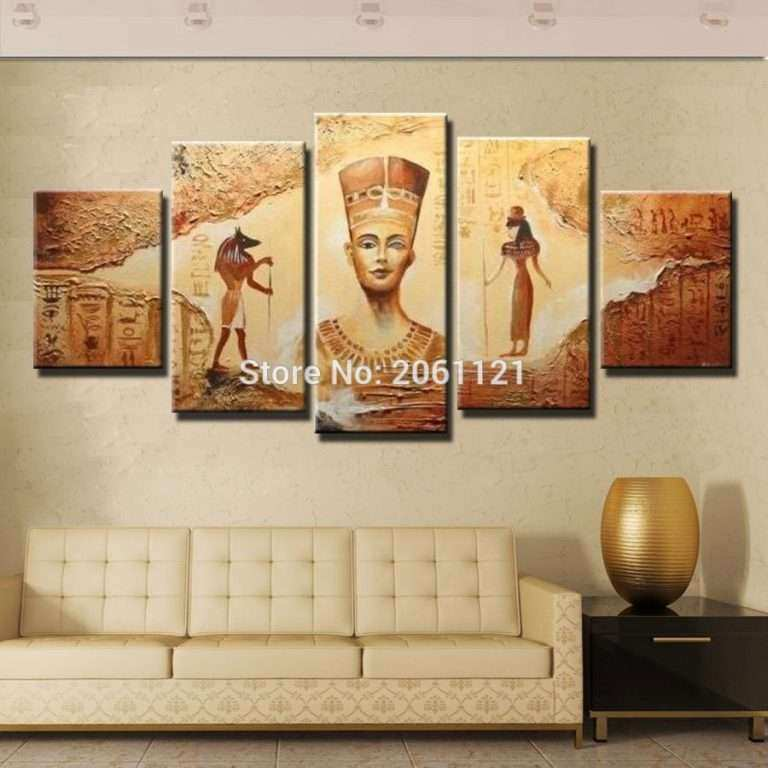 Egyptian Wall Decor Luxury Line Buy wholesale Egyptian Wall Art From ...