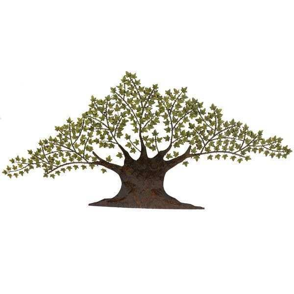 Tree of Harmony 92 inch Metal Wall Art Decor Free