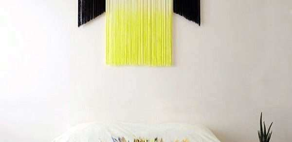 Fabric Wall Art Best Of 40 Ridiculously Artistic Fabric Wall Art ...