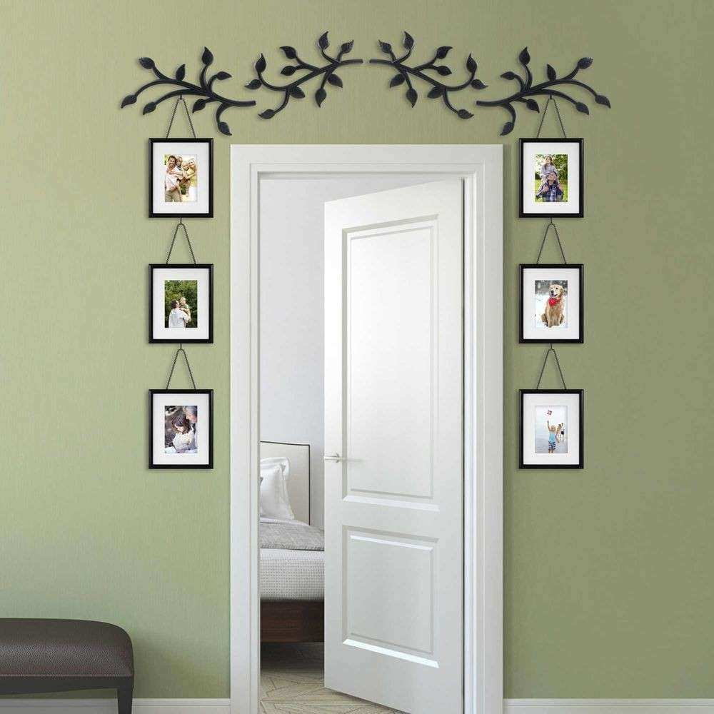 Hallway Family Tree Collage Picture Wall Art Wedding