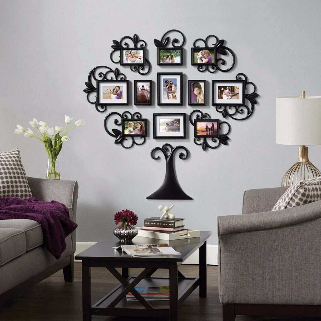 Free Download Image Inspirational Family Tree Picture Frame Wall 650