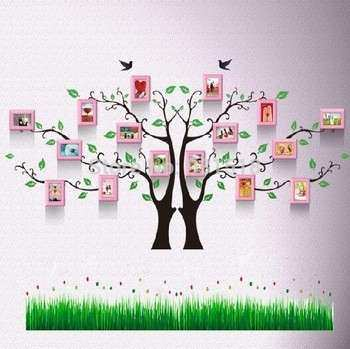 Family Tree Wall Art Picture Frame Beautiful Cheap Tree Wall Art Find Tree Wall Art Deals