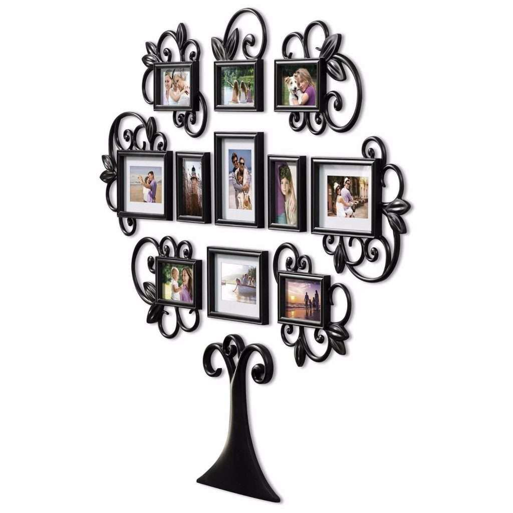 Family Tree Wall Art Picture Frame Lovely Chic College Wall Art Decals Hallway Family Tree Collage