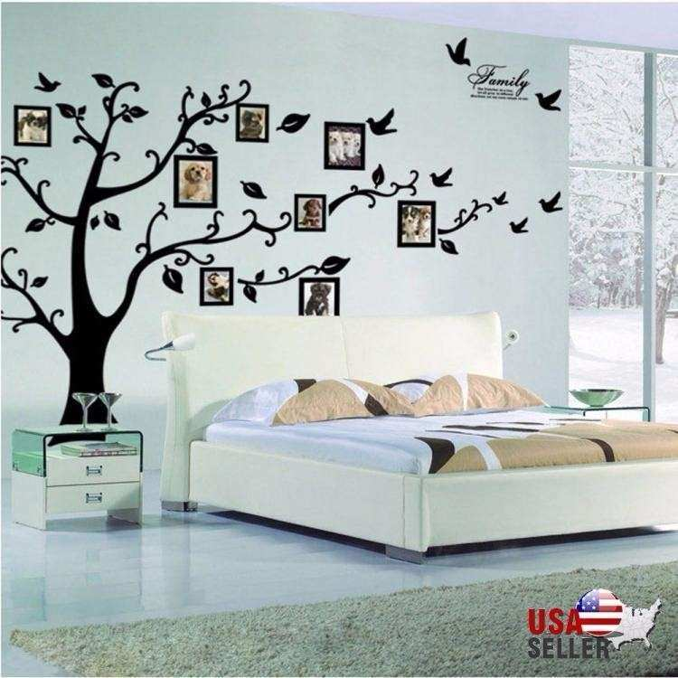 Family Tree Wall Decal Sticker Vinyl Picture