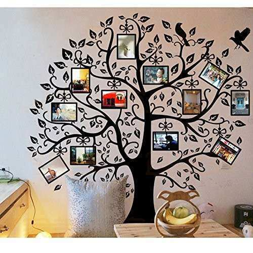 Family Tree Wall Decals for Funky Decor Funk This House