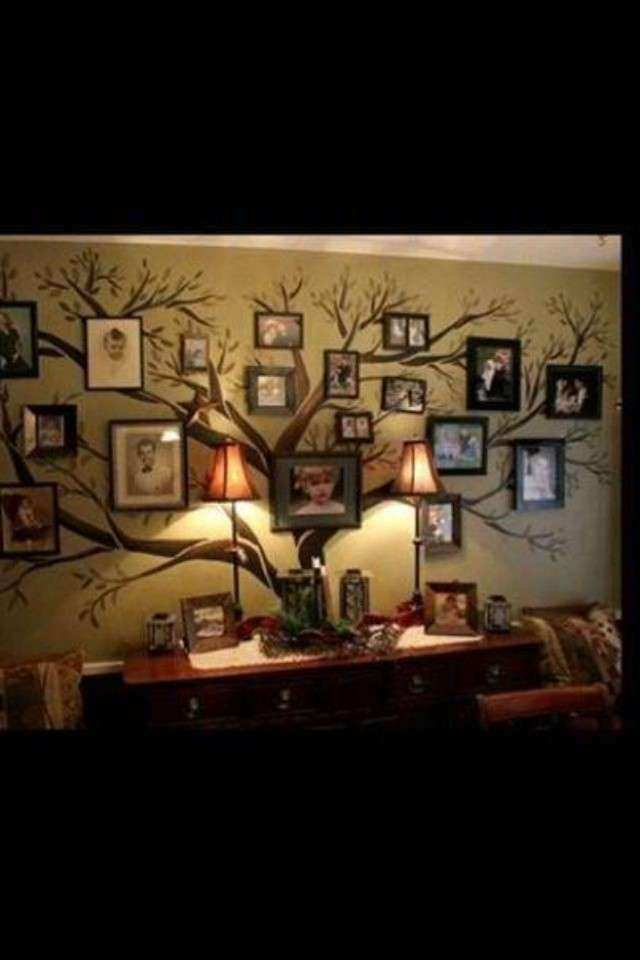 42 best Family Tree Picture Frame images on Pinterest