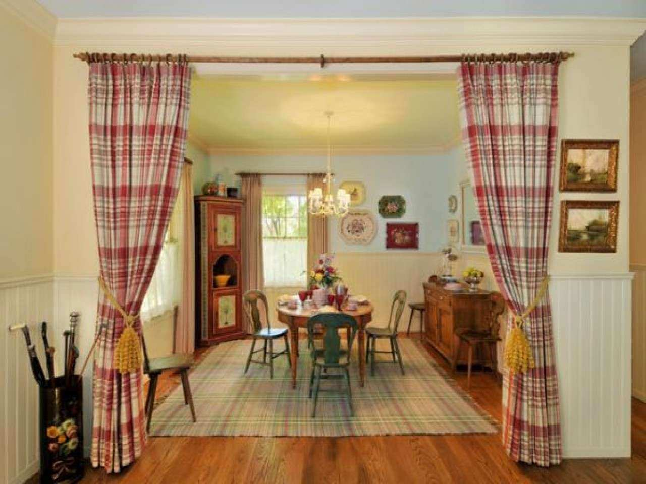 Wall decor for dining room area country farmhouse dining