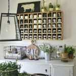 Elegant Farmhouse Kitchen Wall Decor