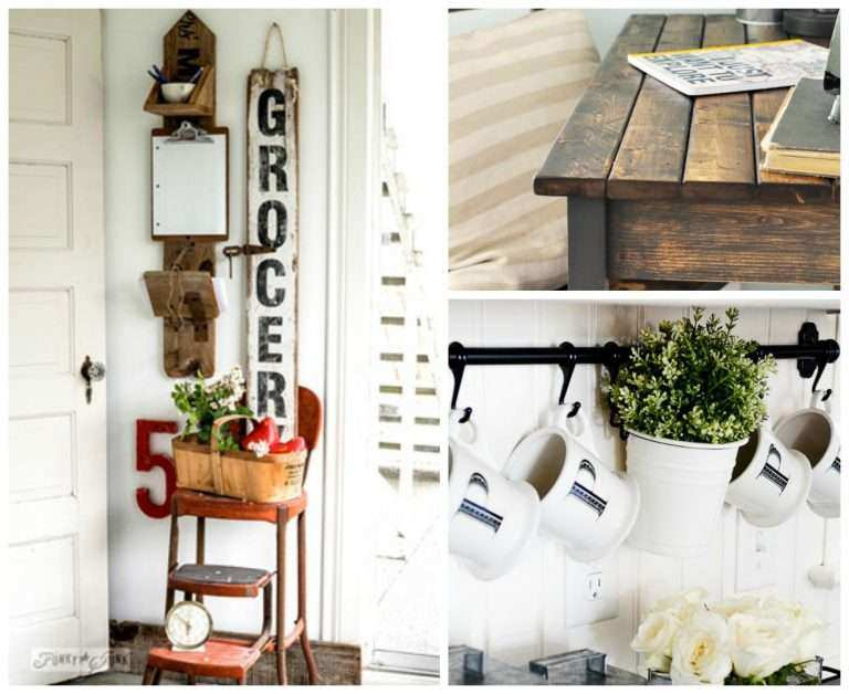 Farmhouse Wall Decor Ideas Awesome 12 Diy Farmhouse Decor Ideas You ...