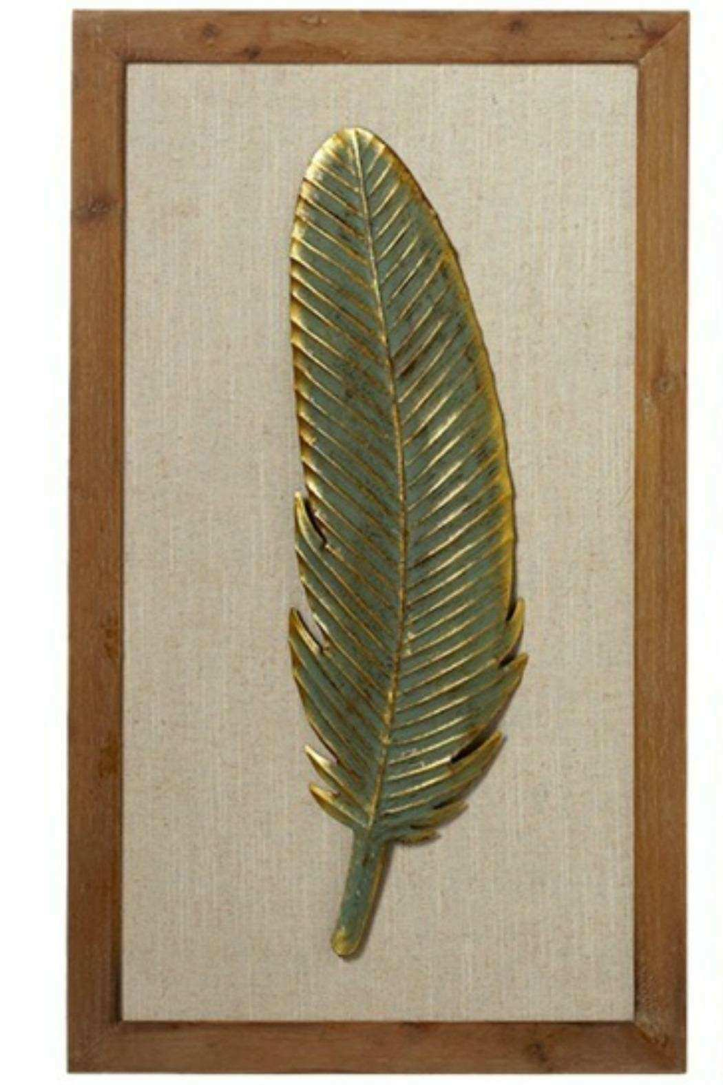 Walker s Feather Wall Decor from Alabama — Shoptiques