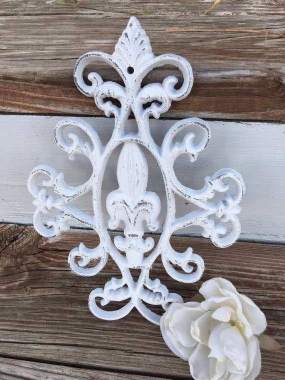 Wall Decor Fleur De Lis Wall Decor Wall Decor Metal
