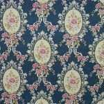 Lovely Floral Print Wall to Wall Carpet