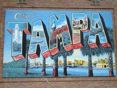 Tampa Wall Art