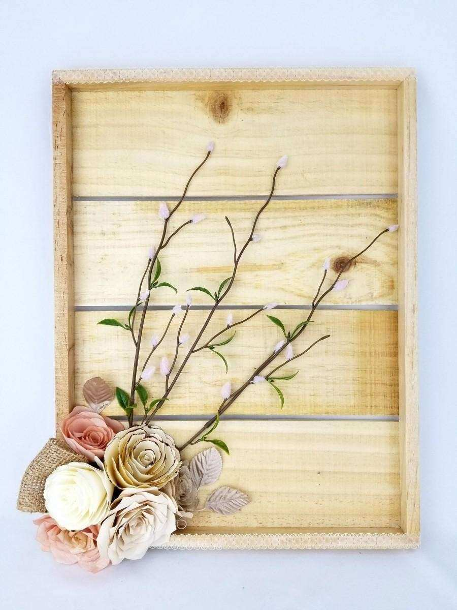Fine Wire Flower Wall Art Mold - Art & Wall Decor - hecatalog.info