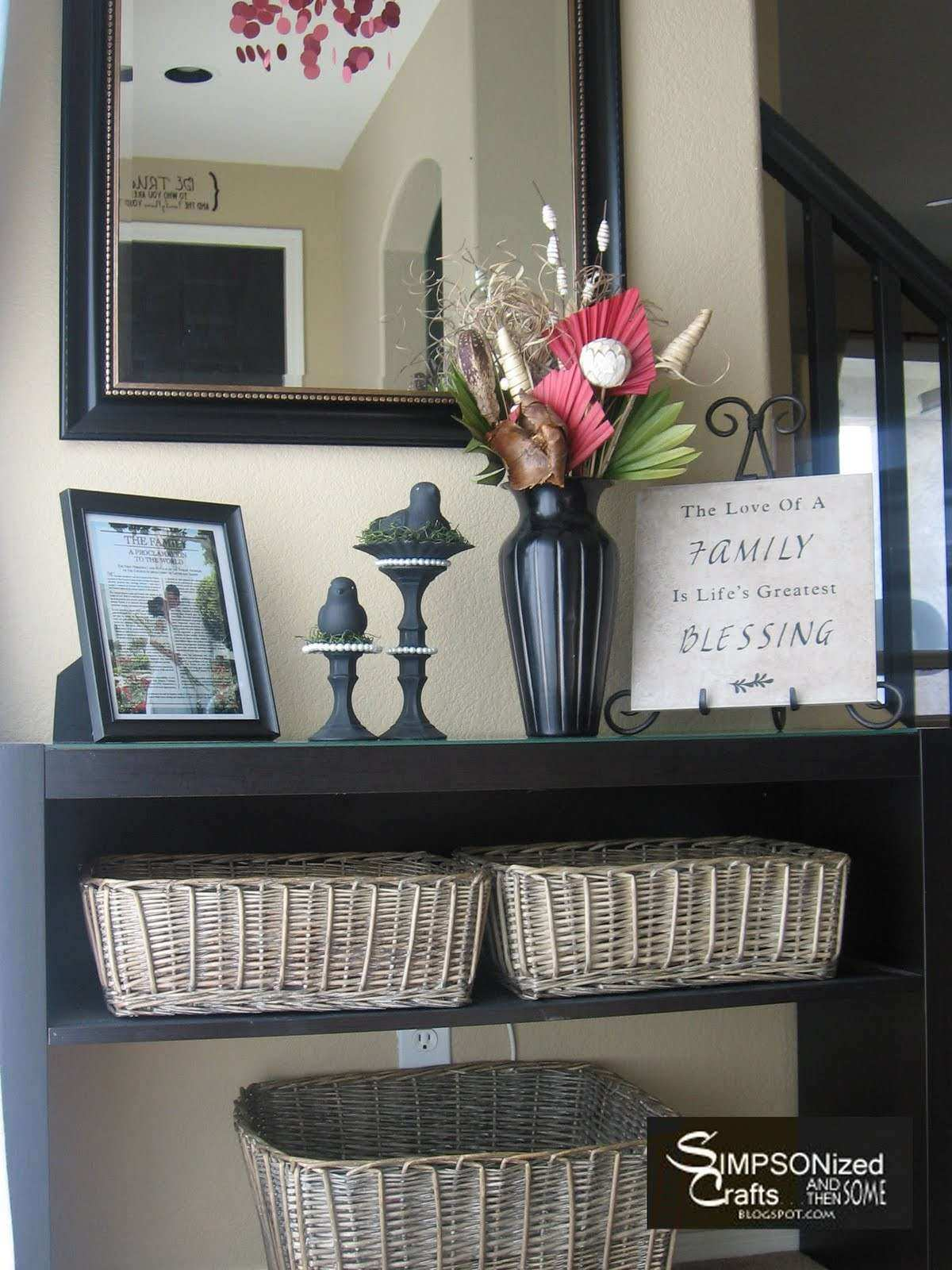 Foyer Wall Decor Luxury 1000 Images About Entry and Hall Ways On Pinterest