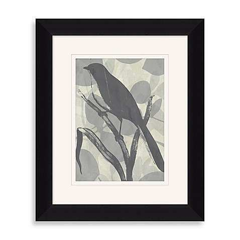 "Buy ""Layered Bird"" Framed Art 2 from Bed Bath & Beyond"