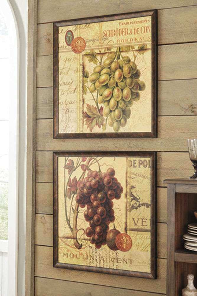 Green Framed Wall Art Inspirational Two Piece Traditional Framed ...