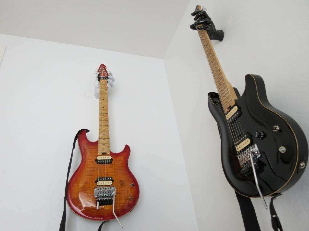 Guitar Wall Mount — John Robinson House Decor Greatest