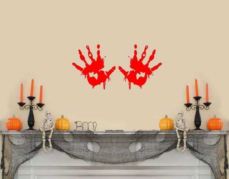 1000 images about Happy Halloween Wall Decals on