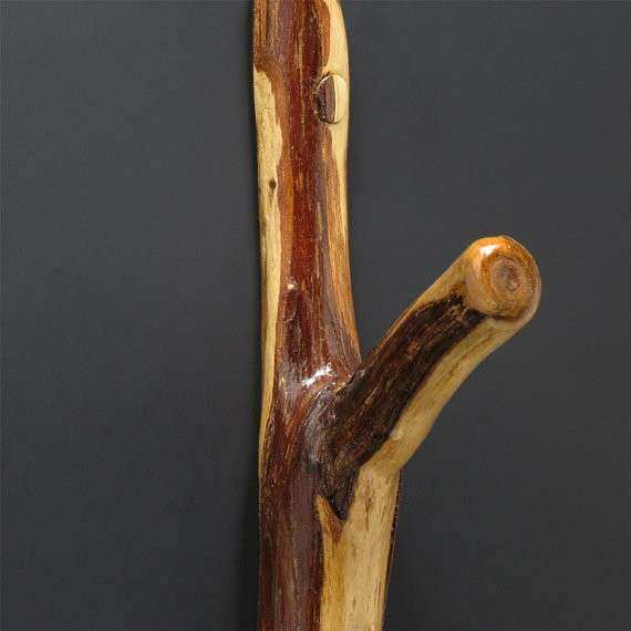 Wall art Decorative wood hook Wooden from CreativeWoodcraft