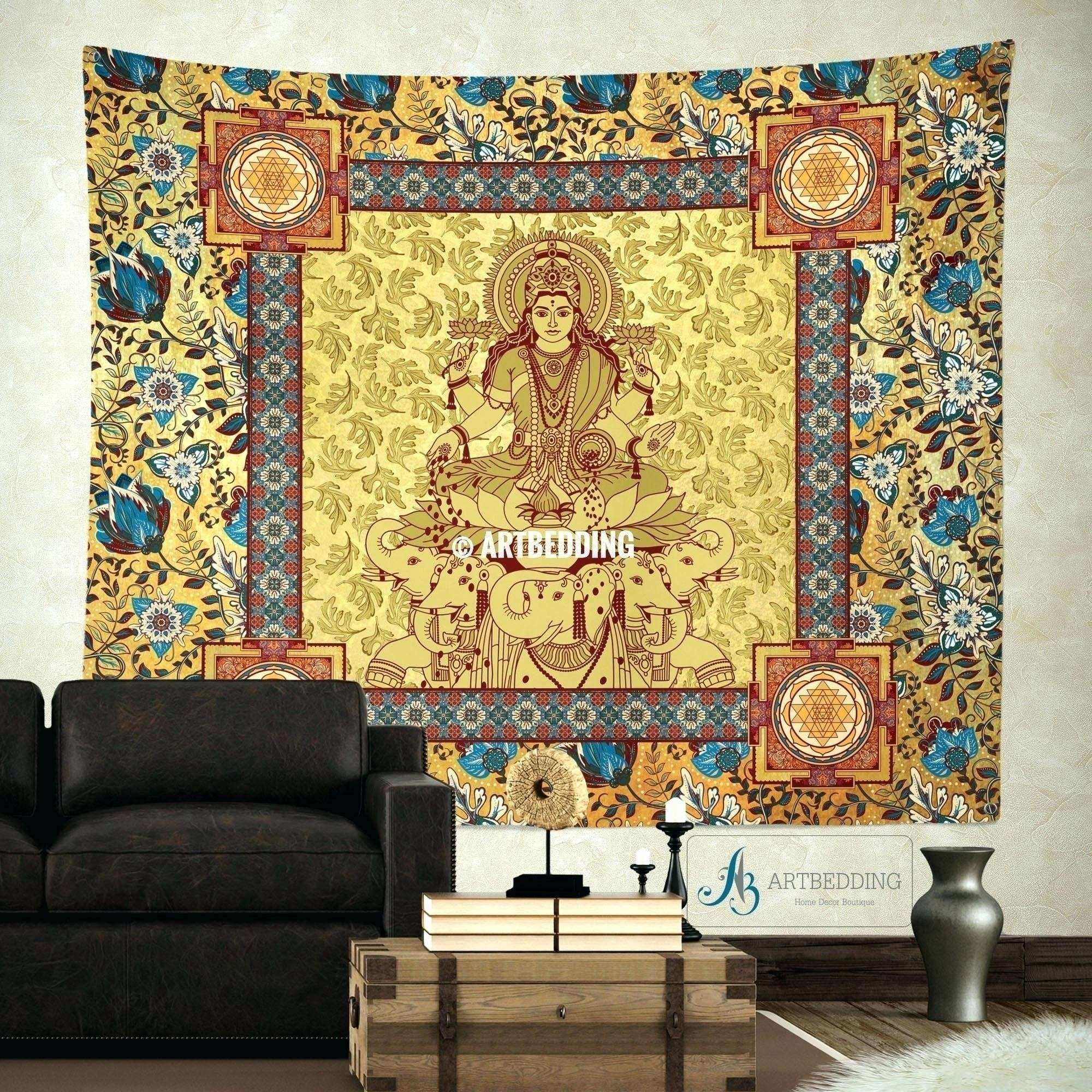 Hanging Pictures On Wall Fresh Hanging Tapestry Over Window Up In ...